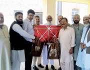 اٹک: اسسٹنٹ اکاؤنٹس آفیسر پاکستان ملٹری اکاؤنٹس اٹک طارق محمود اور ..