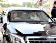 اسلام آباد: وزیر اعظم عمران خان ، قطر کے امیر شیخ تمیم بن حماد الثانی ..