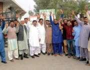 فیصل آباد: پی ایچ اے میں سی بی اے انتخابات میں کامیابی حاصل کرنے والے ..