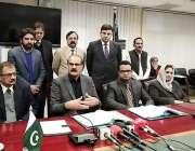 اسلام آباد: پنجاب کے تمام اضلاع میں صحت سہولت پروگرام پر عمل درآمد کے ..