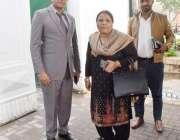 لاہور: تحریک انصاف کی رکن قومی اسمبلی شنیلا روتھ رکن صوبائی اسمبلی ..