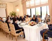 اسلام آباد: وزیر اعظم عمران خان کی زیر صدارت تعمیراتی شعبے کی ترقی سے ..