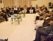 لاہور: تحریک انصاف کی رکن پنجاب اسمبلی مسرت جمشید چیمہ کی والدہ اور ..