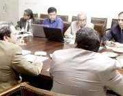 لاہور : صوبائی وزیر صحت ڈاکٹریاسمین راشد کہ سپیشلائزڈ ہیلتھ کیئر اینڈ ..