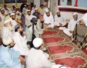 لاہور: جامع مسجد امن اہلسنت والجماعت باغبانپورہ میں ماہانہ آیت کریمہ ..