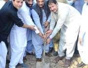 لاہور: تحریک انصاف کے مرکزی رہنما جمشید اقبال چیمہ حلقہ این اے127میں ..