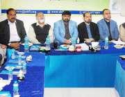 لاہور: الخدمت فاؤنڈیشن لاہور کی جنرل کونسل کے اجلاس سے امیر جماعت اسلامی ..