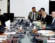 اسلام آباد: وزیر اعظم کے مشیر برائے ٹیکسٹائل انڈسٹری، پیداوار اینڈ ..
