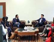 اسلام آباد: وزیر اعظم کے مشیر ذوالفقار بخاری سے سی ای او کریم پاکستان ..