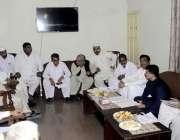 اٹک: ایڈیشنل کمشنر (ان لینڈ ریونیو) راولپنڈی: احسان اللہ خان انک ٹیکس ..