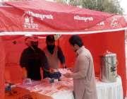 "راولپنڈی: لیاقت باغ میں ضلع انتظامیہ کے زیر اہتمام ""کلین پاکستان، .."