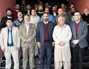اسلام آباد: صدر آئی سی سی آئی احمد حسن مغل کا چیمبر کی آئی ٹی کمیٹی کے ..