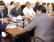 لاہور: وزیر اعلیٰ عثمان بزدار محکمہ سیاحت کی کارکردگی اور نئے سیاحتی ..