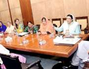 اسلام آباد: وزیر اعظم عمران خان سے قومی اسمبلی کی خواتین ممبران ملاقات ..