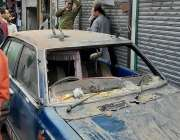 نیلم: ایک غیر ملکی سفارتکار سرحد پار سے ہندوستانی فوجیوں کی گولہ باری ..