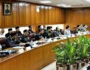 اسلام آباد: سپریم کورٹ آف پاکستان میں پولیس ریفارمز کمیٹی کے اجلاس ..