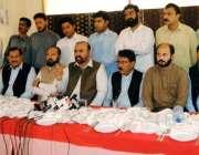 اسلام آباد: مرکزی تنظیم تاجران پاکستان کے صدر محمد کاشف چوہدری تاجر ..