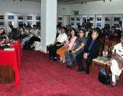 اسلام آباد: چائنہ ٹورازم اینڈ کلچر ویک2019کے موقع پر منعقدہ پپٹ شو میں ..