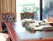 اسلام آباد: صدر مملکت ڈاکٹر عارف علوی سے ایم این اے سید امین الحق ملاقات ..