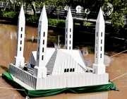 لاہور: ضلعی انتظامیہ لاہو ر کی جانب سے فلوٹ میلے کی تیاریوں کے سلسلہ ..