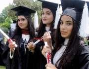 راولپنڈی: ایف جی پوسٹ گریجوایٹ کالج فار ویمن کشمیر روڈ کے30ویں کانووکیشن ..