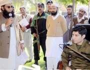 اٹک: عوام ڈی پی او اٹک سید شہزاد ندیم بخاری کی طرف سے لگائی گئی کھلی ..