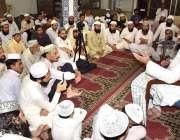 لاہور: جمعیت علماء اسلام (ف) کے زیراہتمام جامع مسجد امن اہلسنت والجماعت ..