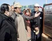 ننکانہ صاحب: وزیر اعظم عمران خان بلوکی میں پراجیکٹ کا افتتاح کر رہے ..