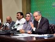 اسلام آباد: وزیر اعظم کے معاون خصوصی برائے کامرس ، ٹیکسٹائل عبدالرزاق ..