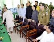 راولپنڈی: صوبائی وزیرخواندگی و غیر رسمی بنیادی تعلیم راجہ راشد حفیظ ..