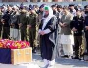 راولپنڈی: انسپکٹر جنرل پنجاب امجد جاوید سلیمی، سینئر پولیس و آرمی آفیسر، ..