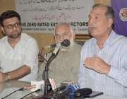 لاہور: پاکستان ہوزری مینوفیکچررز اینڈ ایکسپورٹرز ایسوسی ایشن کے چیئرمین ..