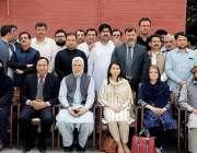لاہور: پراونشل ہیلتھ سروسز اکیڈمی پشاور، خیور پختونخوا کے پبلک ایکسپرٹس ..