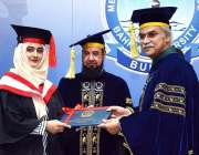 کراچی: وزیر مملکت برائے صحت بحریہ یونیورسٹی میڈیکل اینڈ ڈینٹل کالج ..