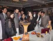 اسلام آباد: وزیر مملکت شہر یار خان آفریدی مقامی ہوٹل میں منعقدہ (ٹیک ..