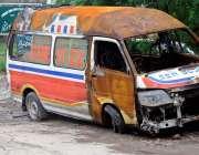 راولپنڈی: عرصہ دراز سے مکینک کے پاس کھڑی ریسکیو کی گاڑی تا حال ٹھیک ..