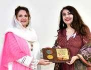 اسلام آباد: شیفا انٹرنیشنل اسپتال میں چھاتی کے کینسر سے متعلق آگاہی ..