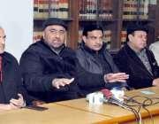 لاہور: آل پاکستان انجمن تاجران کے مرکزی سیکرٹری جنرل نعیم میر لاہور ..
