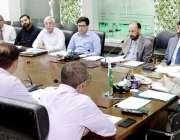 لاہور: صوبائی وزیر صحت ڈاکٹر یاسمین راشد پنجاب کے سرکاری ہسپتالوں میں ..