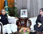 اسلام آباد: صدر مملکت ڈاکٹر عارف علوی سے جاپان کے لیے پاکستان کے سبقدوش ..