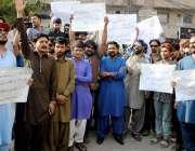 حیدر آباد: آل حیدر آباد موائل فونز ایسوسی ایشن کی طرف سےPTAکے خلاف احتجاجی ..