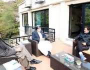 اسلام آباد: وزیر اعظم عمران خان سے پاکستان تحریک انصاف بلوچستان کے ..