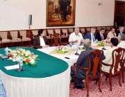 کراچی: وزیر اعظم عمران خان کراچی ٹرانسفارمیشن کمیٹی کے اجلاس کی صدارت ..