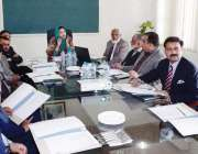 قصور: ڈپٹی کمشنر صاحبزادی وسیم عمر ڈی پی ایس کے بورڈ آف گورنر کے اجلاس ..