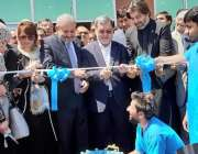 کابل: پاکستان کی طرف سے افغانستان کے دیئے گئے ہسپتال کا افتتاح وزیر ..