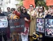اسلام آباد: چئیر پرسن پیسں کلچر آرگنائزیشن مشعال ملک سول سوسائٹی کی ..