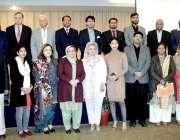 لاہور: صوبائی وزیربرائے ترقی خواتین آصفہ ریاض فتیانہ کا سمائل اگین ..