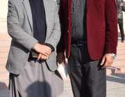 لاہور: تحریک انصاف پنجاب کے رکن اسمبلی ہارون گل پنجاب اسمبلی کے اجلاس ..