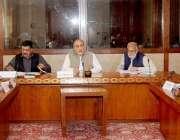 اسلام آباد: چیئرمین قائمہ کمیٹی برائے قومی صحت خدمات ، ضابطہ اور رابطہ ..