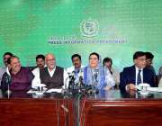 اسلام آباد: وزیر اعظم کی معاون خصوصی برائے اطلاعات و نشریات ڈاکٹر فردوس ..
